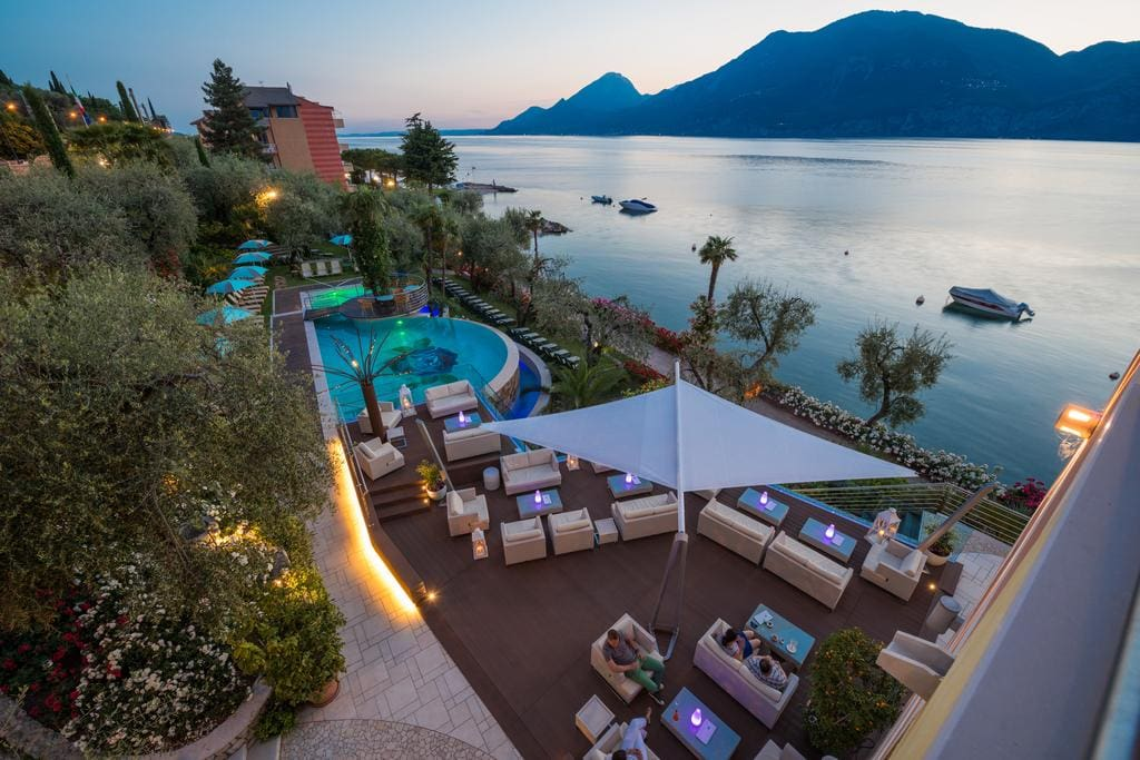 Belfiore Park Hotel Brenzone, Booking, Reviews, Lago di Garda, Lake Garda, Gardasee