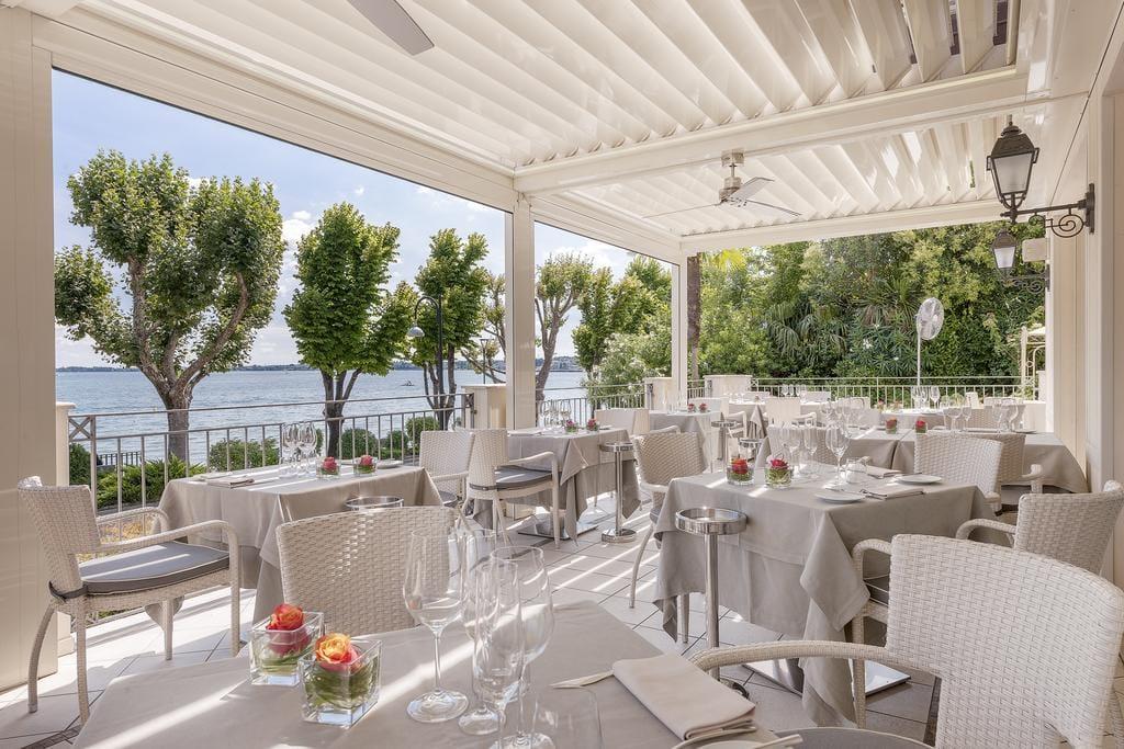 Hotel Villa Rosa Desenzano Del Garda Lake Garda