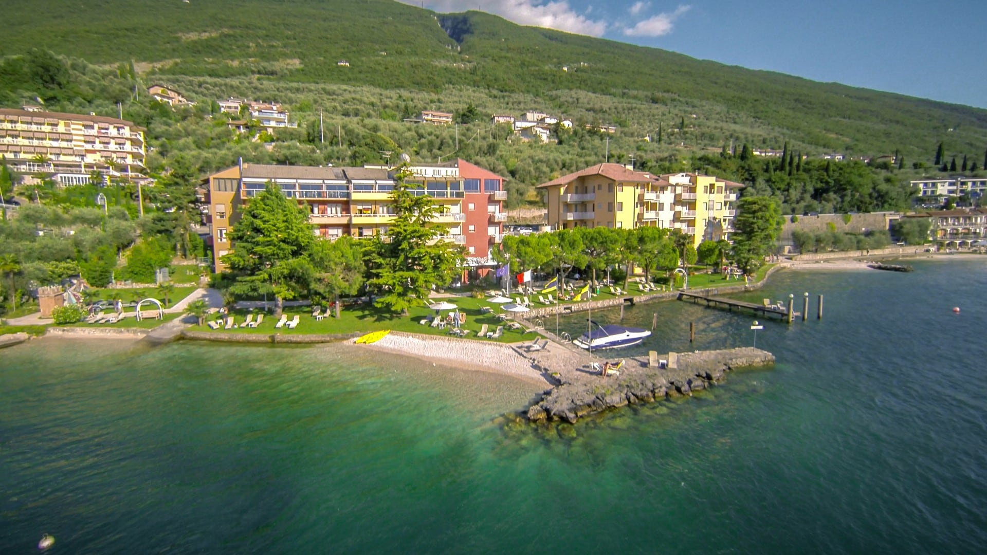 Hotel Du Lac Brenzone, Booking, Reviews, Lago di Garda, Lake Garda, Gardasee