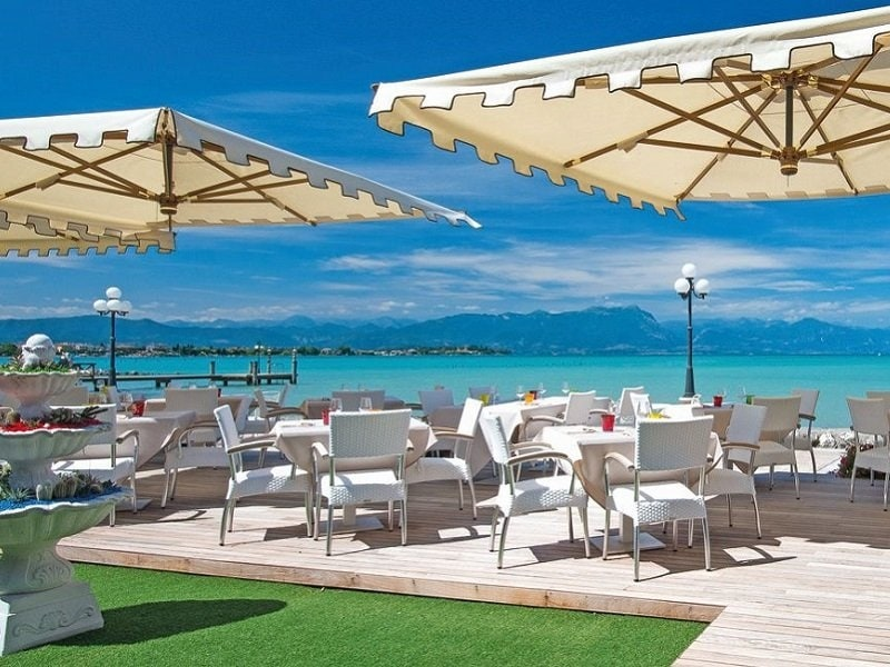 Hotel Lugana Parco al Lago Sirmione, Booking, Reviews, Lago di Garda, Lake Garda, Gardasee