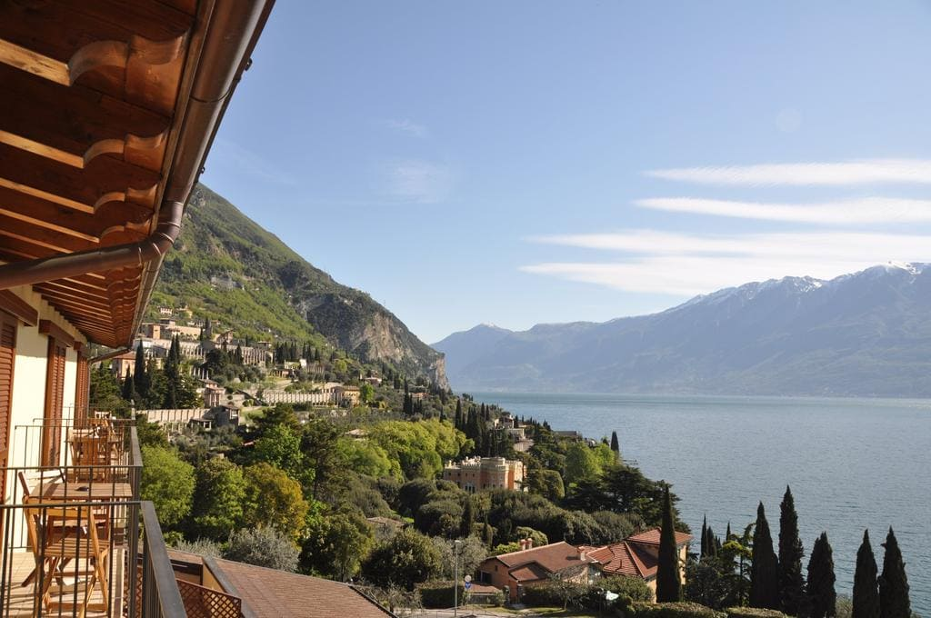 Hotel Meandro Gargnano, Booking, Reviews, Lago di Garda, Lake Garda, Gardasee