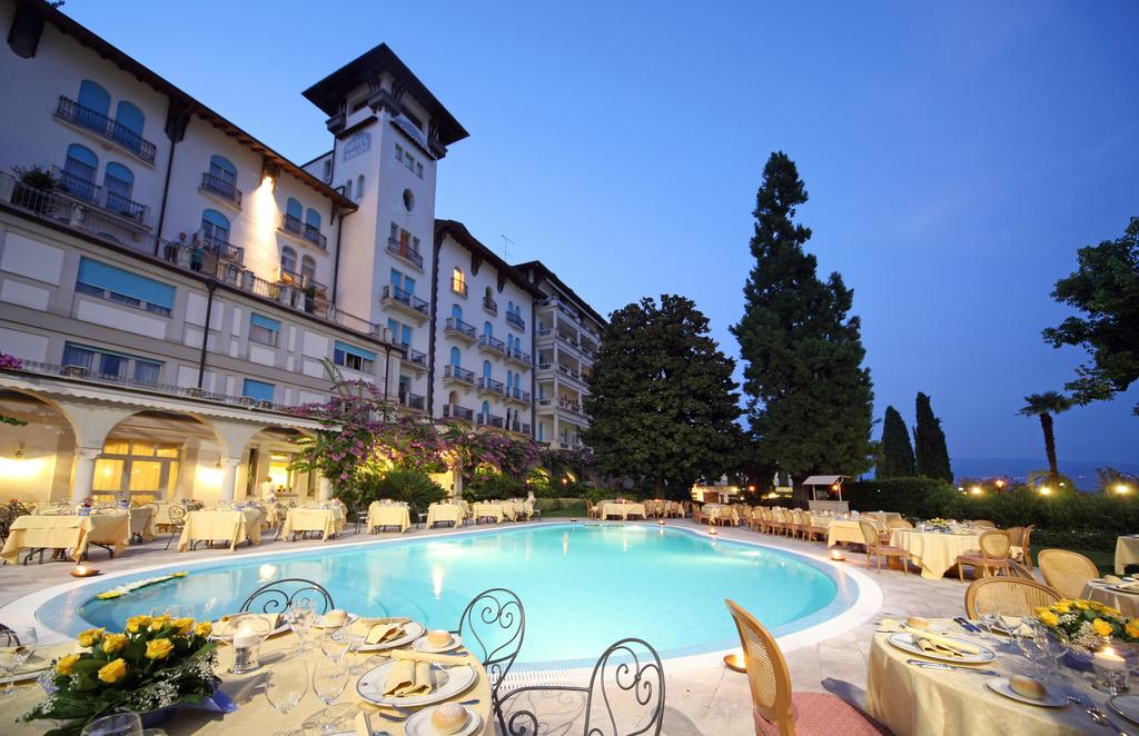 Hotel Savoy Palace Gardone Riviera, Booking, Reviews, Lago di Garda, Lake Garda, Gardasee