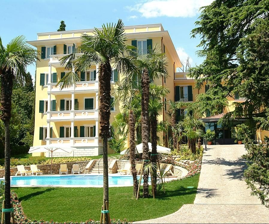 Hotel Villa Sofia Gardone Riviera, Booking, Reviews, Lago di Garda, Lake Garda, Gardasee