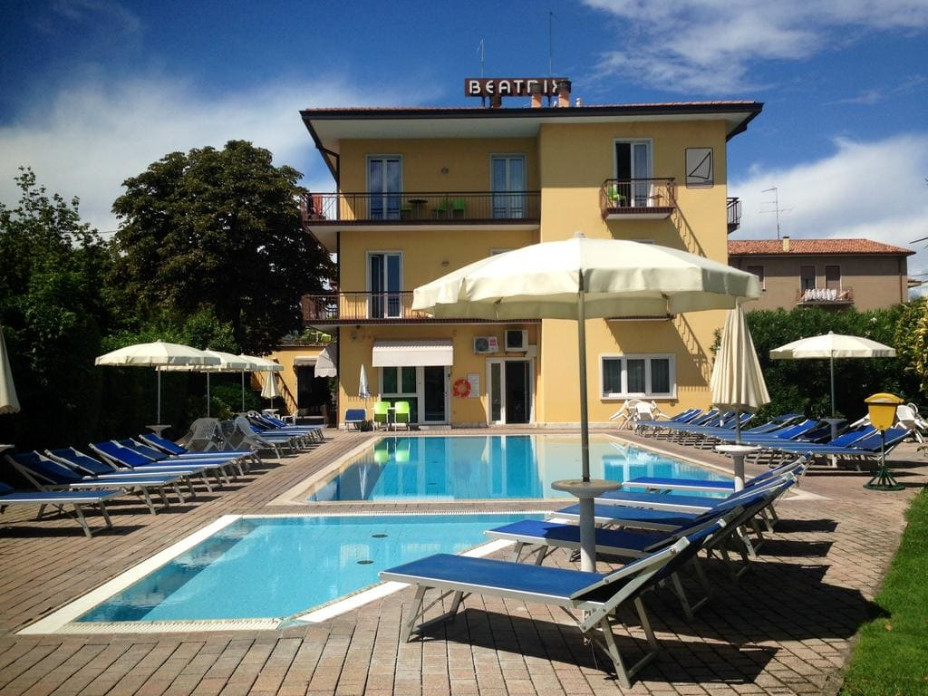 Residence Beatrix Bardolino, Booking, Reviews, Lago di Garda, Lake Garda, Gardasee