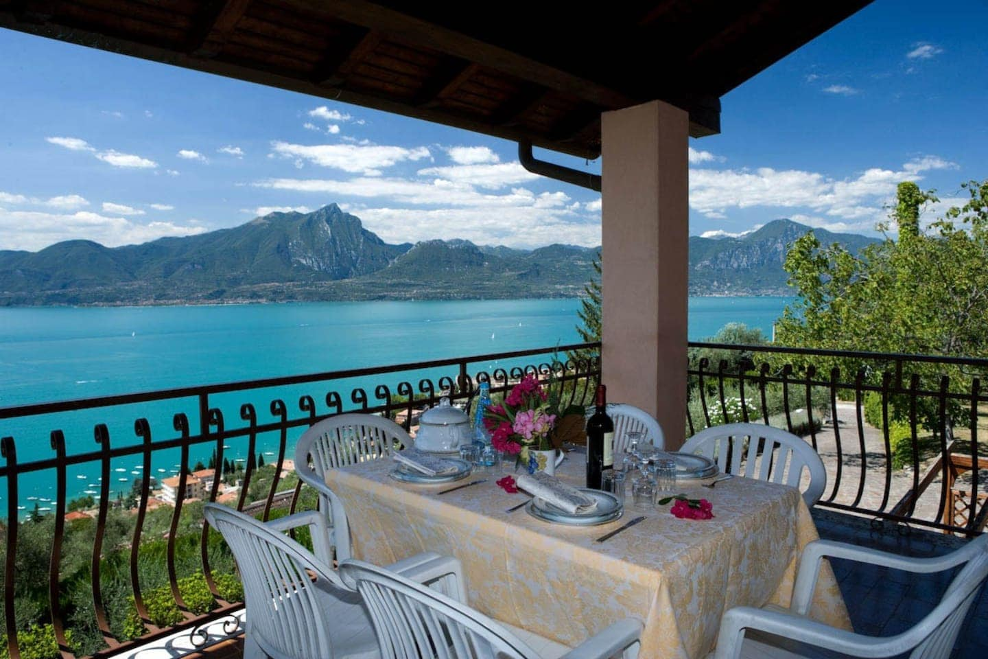 Residence Villa Laura Torri del Benaco, Booking, Reviews, Lago di Garda, Lake Garda, Gardasee