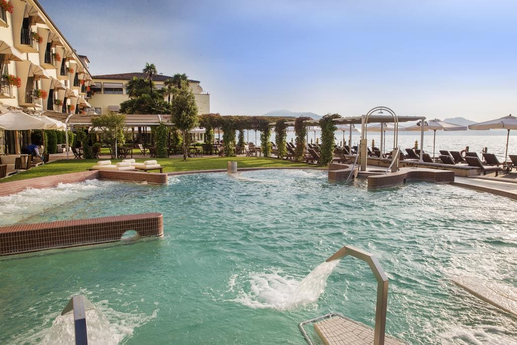Grand Hotel Terme Sirmione, Booking, Reviews, Lago di Garda, Lake Garda, Gardasee