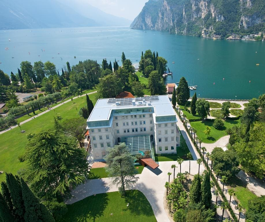 Hotel Lido Palace Riva del Garda - Lake Garda | Gardalake.com