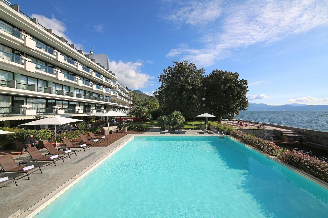 Hotel Salò du Parc, Booking, Reviews, Lago di Garda, Lake Garda, Gardasee