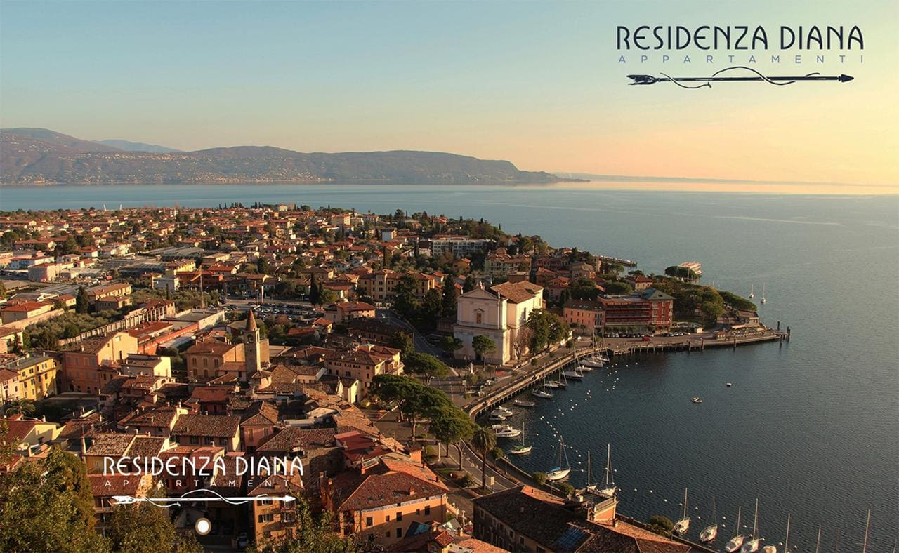 Residenza Diana, Booking, Reviews, Lago di Garda, Lake Garda, Gardasee