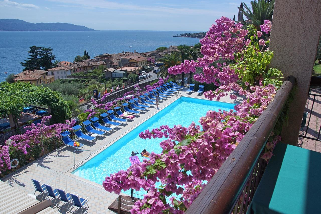 Hotel Palazzina, Booking, Reviews, Lago di Garda, Lake Garda, Gardasee