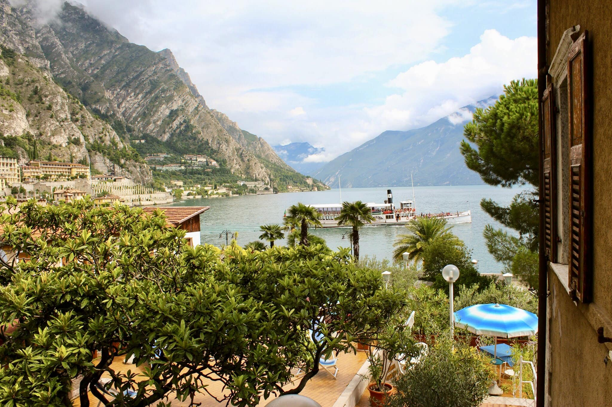 Hotel Bellavista Limone sul Garda, Booking, Reviews, Lago di Garda, Lake Garda, Gardasee